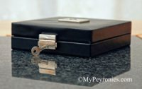 Peyronies Device box and key