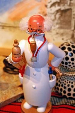 Doctor figure