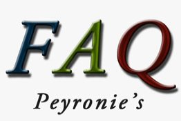 Frequently asked questions Peyronie's