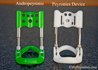 Andropeyronie and Peyronies Device