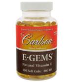 Carlson vitamin E