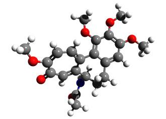 Colchicine 3D