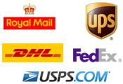 Discreet shipping box