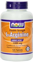 L-Arginine bottle