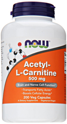 Acetyl-L-Carnitine bottle