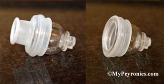 How to roll the Phallosan sleeve condom