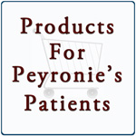 Products to treat Peyronie's disease