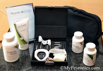 Peyronies Device treatment package