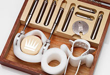 Traditional penis extender medical kit