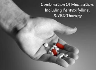 Combination of pills