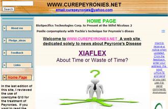 Curepeyronies website
