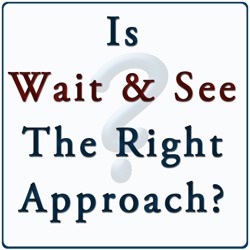 Is wait and see the right approach for Peyronie's