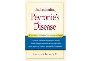 Book cover Understanding Peyronie's Disease